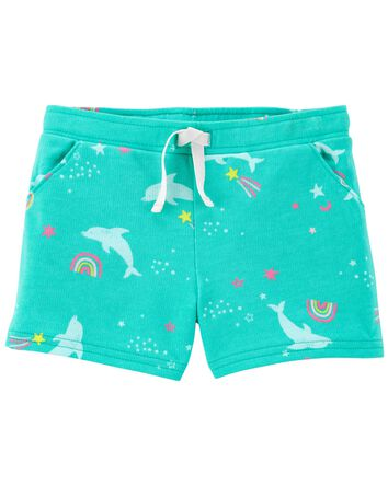 Dolphin Pull-On Shorts