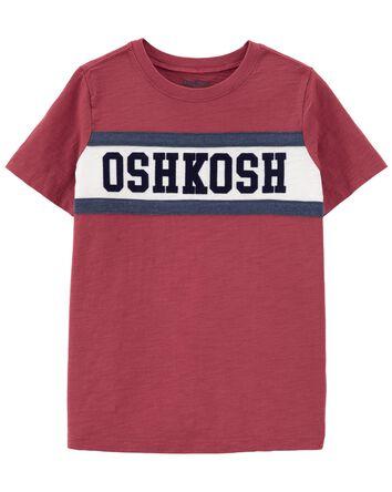 T-shirt à logo de style universitai...