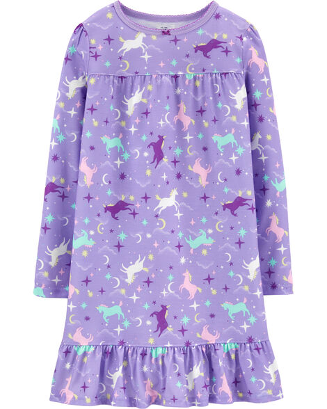 Unicorn Nightgown