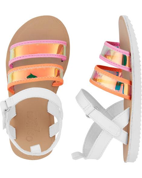 Sandales holographiques OshKosh