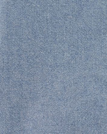 Barboteuse en chambray