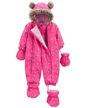 1-Piece Snowsuit