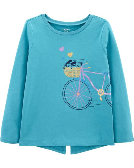Bicycle Jersey Tee