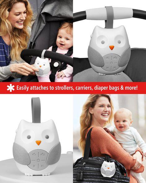 Appareil musical apaisant portable pour bébé Stroll & Go