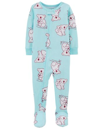 1-Piece Koala 100% Snug Fit Cotton...