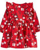 2-Piece Dress & Tights Set, , hi-res