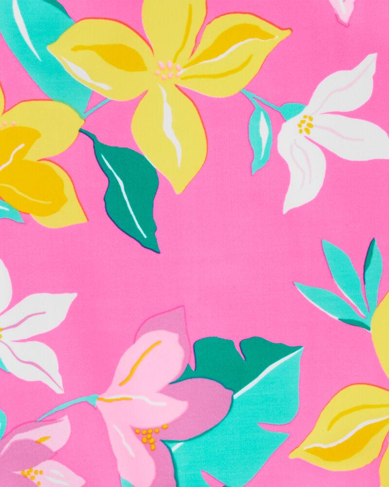 Floral 2-Piece Rashguard Set, , hi-res