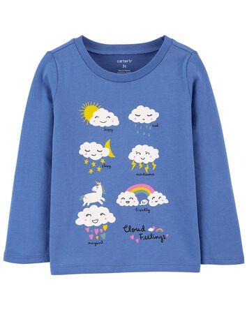 Cloud Jersey Tee