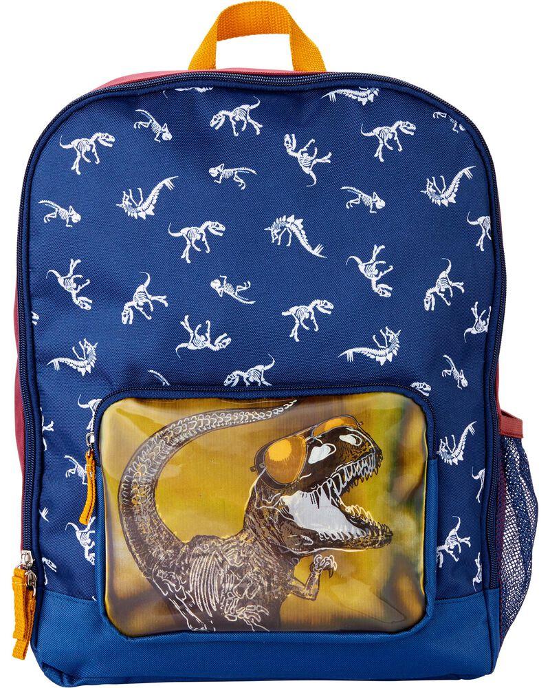 Sac à dos tyrannosaure, , hi-res
