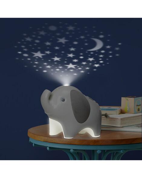 Veilleuse apaisante musicale éléphant Moonlight & Melodies