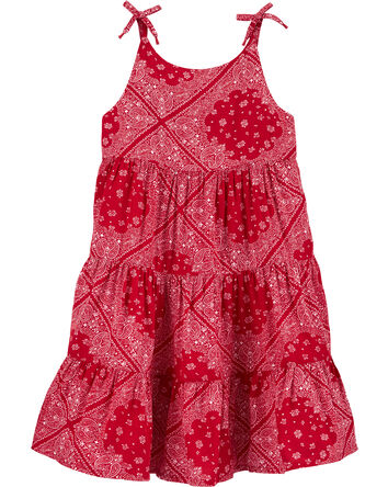 Bandana Dress