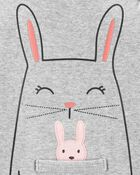 Cache-couche à collectionner motif lapin, , hi-res