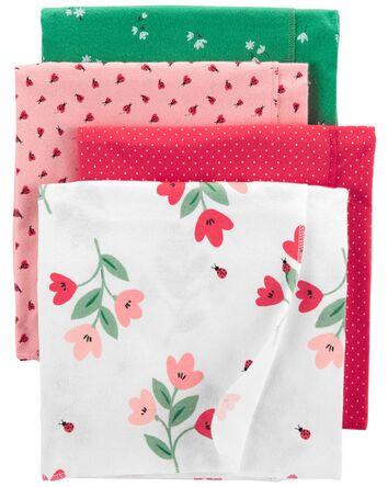 Emballage de 4 couvertures à emmail...