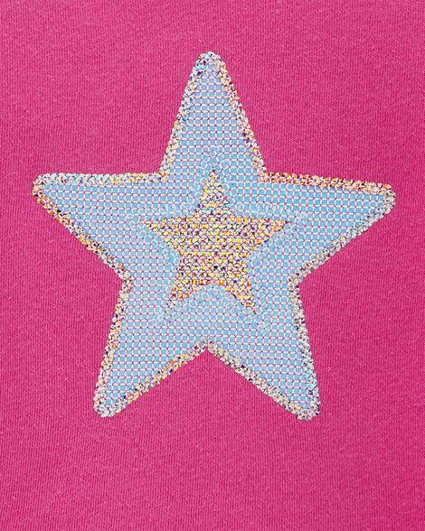 Chandail à étoile pailletée
