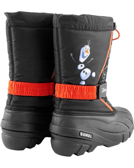 Disney x SOREL Children's Flurry Frozen Olaf Boot