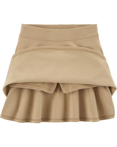 Knit Uniform Skirt