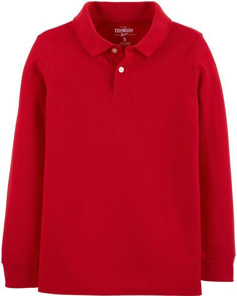 Pique Uniform Polo