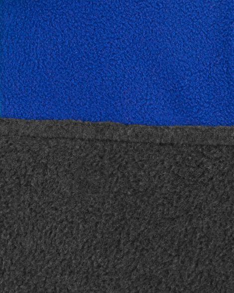 Colourblock Fleece Cozie