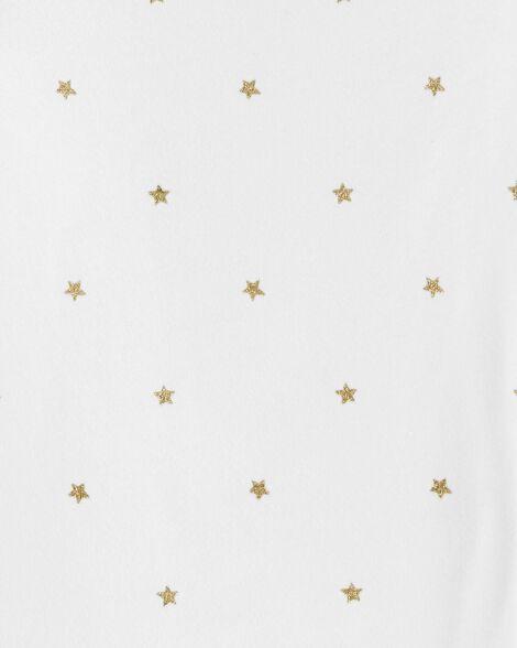 Cache-couche à étoile scintillante