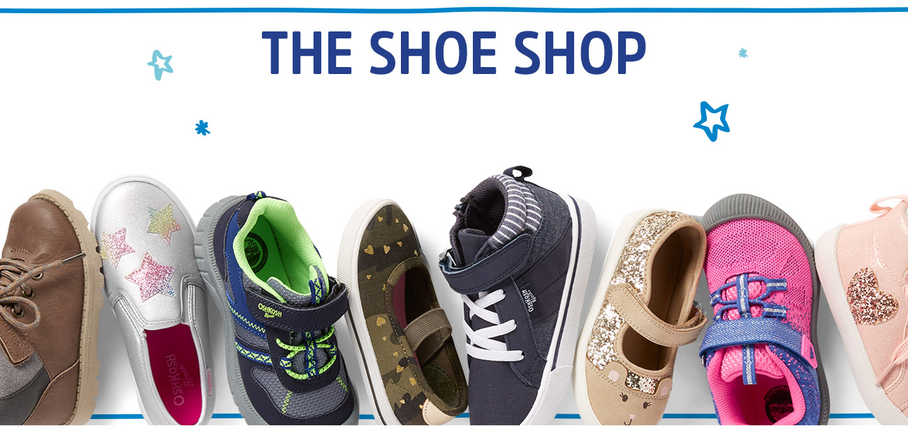 THE SHOE SHOP