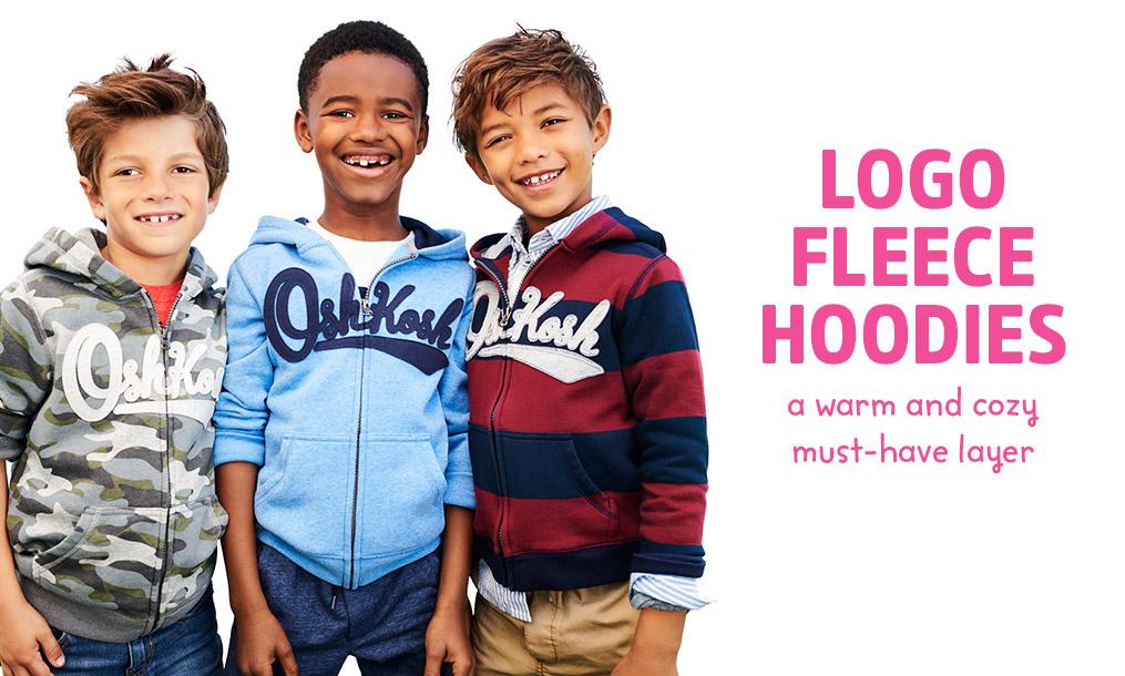 Kid Boy Clothes | Carter's OshKosh Canada