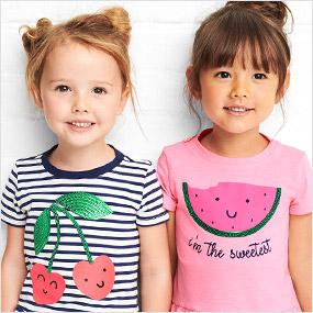 34ef1b80306 Toddler Girl Clothes