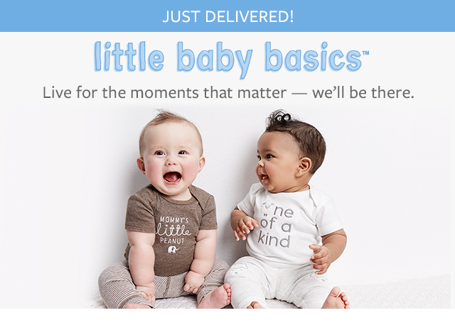 71effe5a just delivered! little baby basics | live for the moments that matter--we