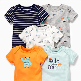 36f094837 Baby Boy Clothes | Carter's OshKosh Canada