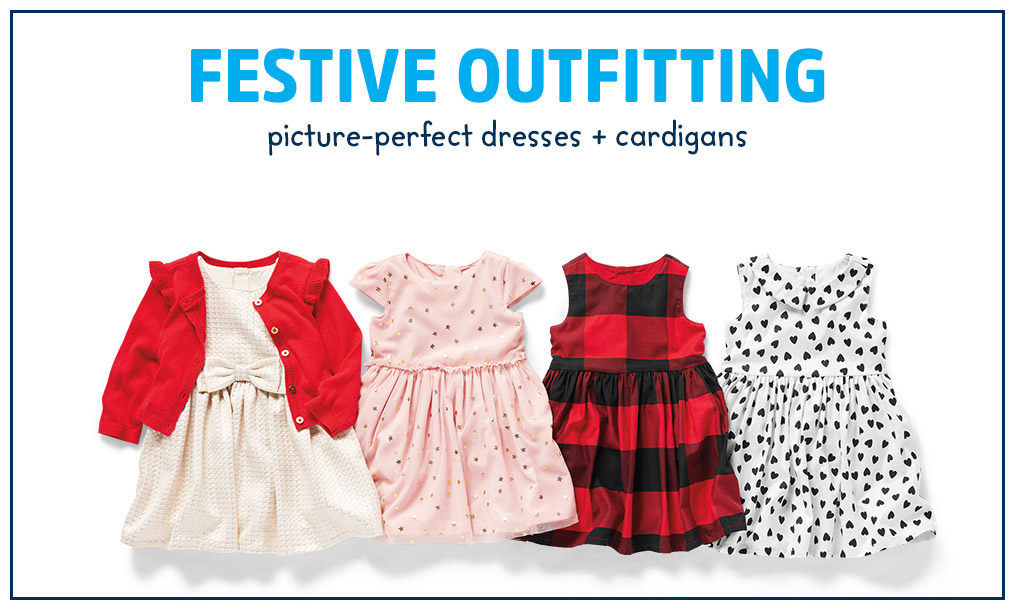 festive outfitting