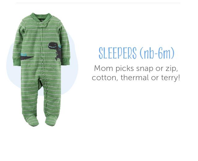 Sleep and Play (nb-9m)