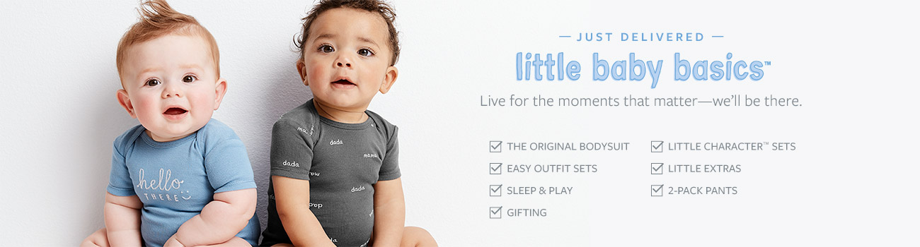 baby must-haves | everything you never knew you needed... (nb-24m)