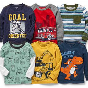 8dc1f3550bd9 Baby Boy Clothes | Carter's OshKosh Canada