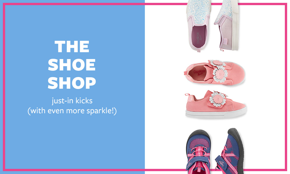 the shoe shop | just-in kicks (with even more sparkle!)