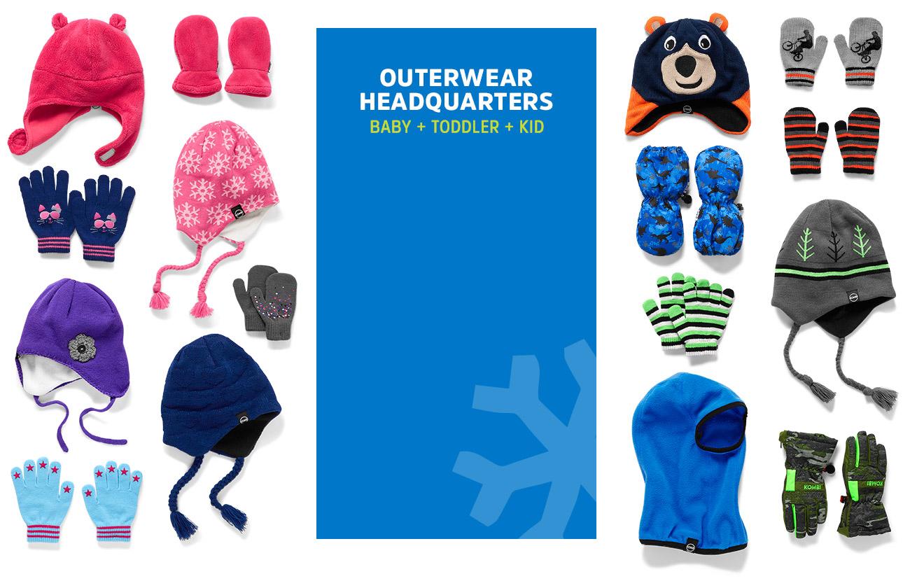 outerwear headquarters | BABY + TODDLER + KID | KOMBI®, WATERGUARD®, ACCU-DRI® AND ULTRALOFT® ARE REGISTERED TRADEMARKS OF KOMBI SPORTS INC.