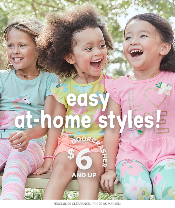 easy at home styles!