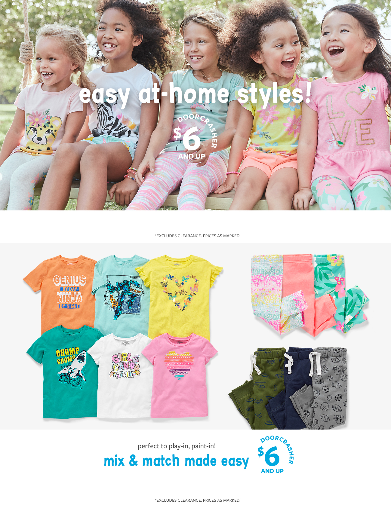 easy at-home styles!