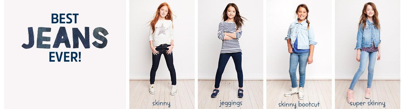 BEST JEANS EVER! skinny | jeggings | skinny bootcut | super skinny
