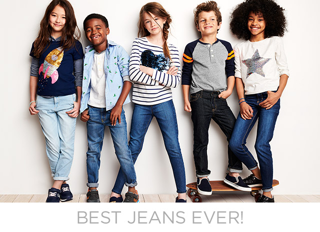BEST JEANS EVER!