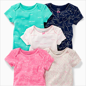 5b755b5dd Baby Girl Clothes | Carter's OshKosh Canada