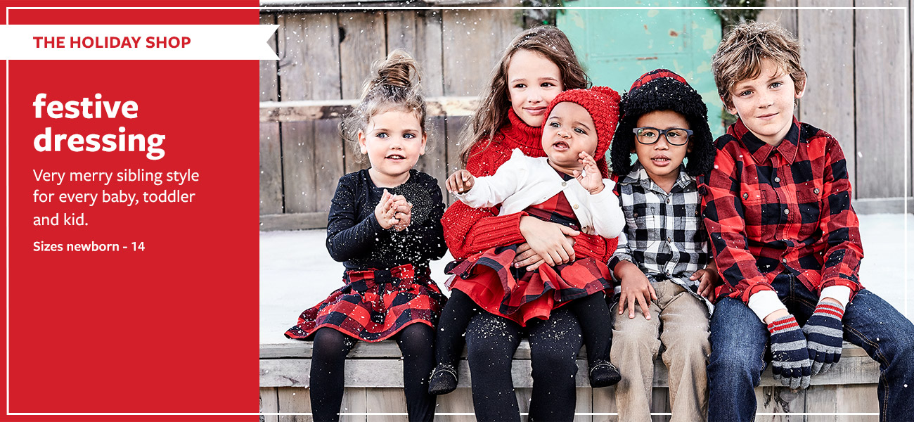 when they celebrate together   You get that wonder-full feeling! Holiday sibling style for every baby, toddler and KID. Sizes newborn-14