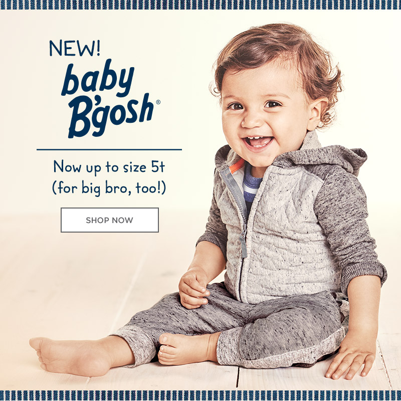 Baby Boy Clothes | Carter's OshKosh Canada