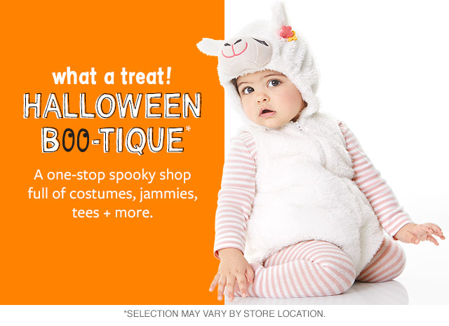 what a treat halloween boo-tique