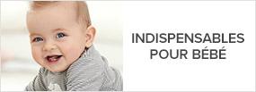 indespensables pour bébé