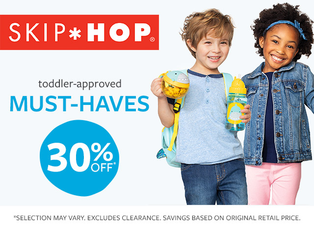 skip*hop | 30% off toddler approved must-haves