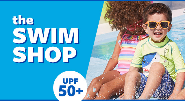 the SWIM SHOP - UPF 50+