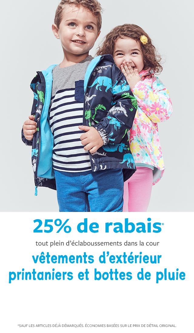 25% de rabais