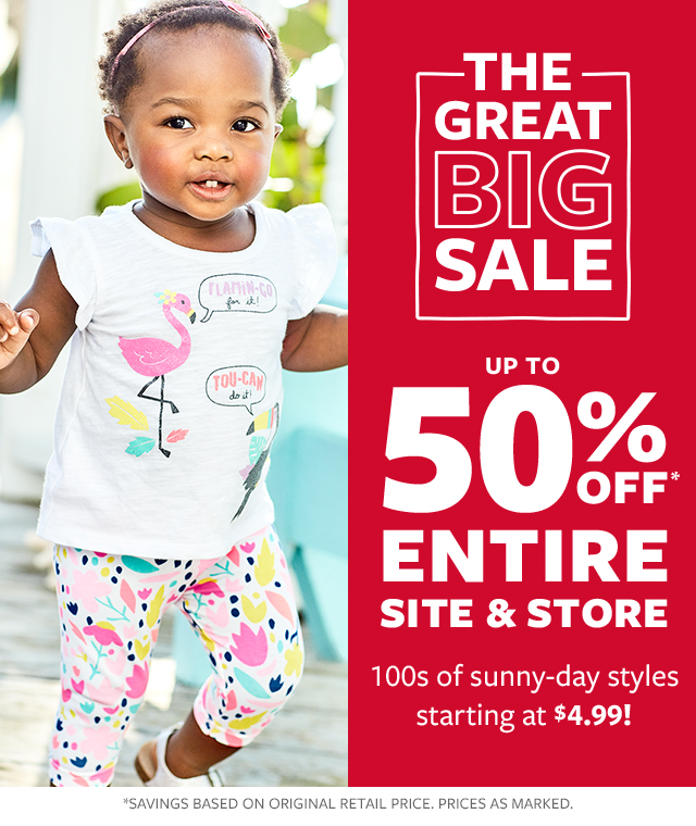0918573a56 the great big sale | up to 50% off site & store | 100s of. BABY GIRL ...