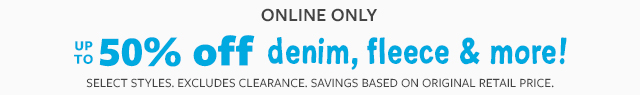 online swing into spring savings