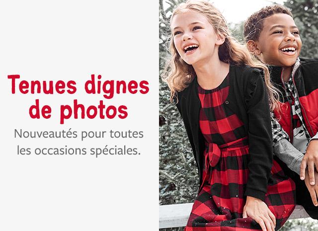 tenues dignes de photos | nouveautés pour toutes les occasions spéciales.