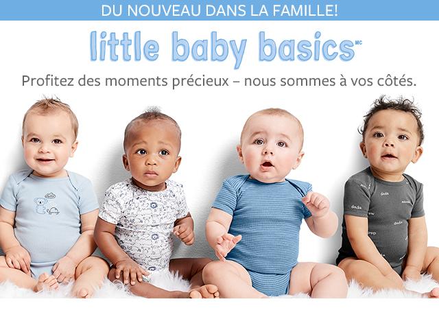 du nouveau dans la famille! little baby basics | profitez des moments précieux-nous sommes à vos côtés.